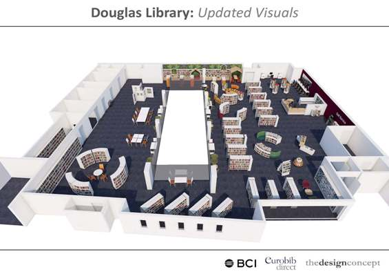 New Douglas Library