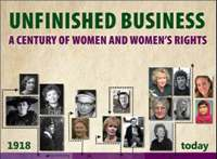 Unfinished Business a century of women and women's rights
