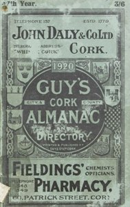 guy's almanac and directory cover